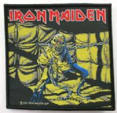 Iron Maiden - 'Piece of Mind' Woven Patch